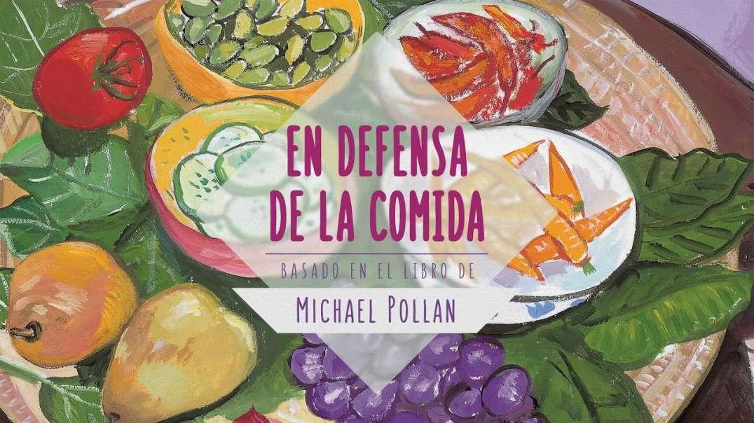 En defensa de la comida (In defense of Food) - Documental Salud