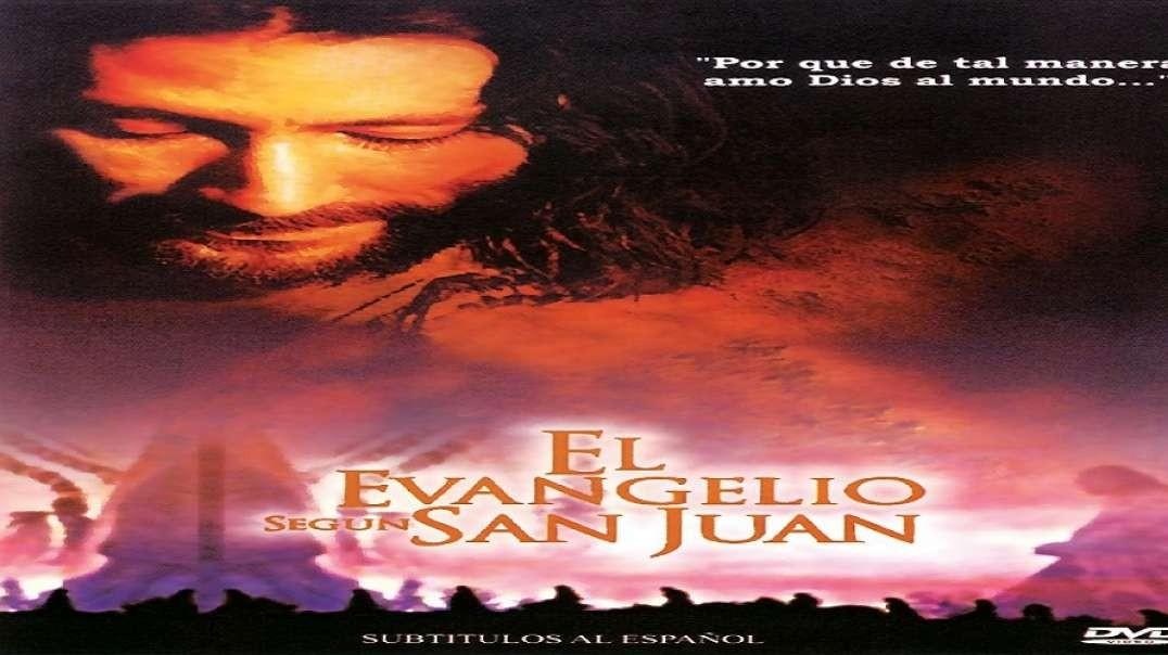 El Evangelio de Juan   Pelicula - Subtitulada