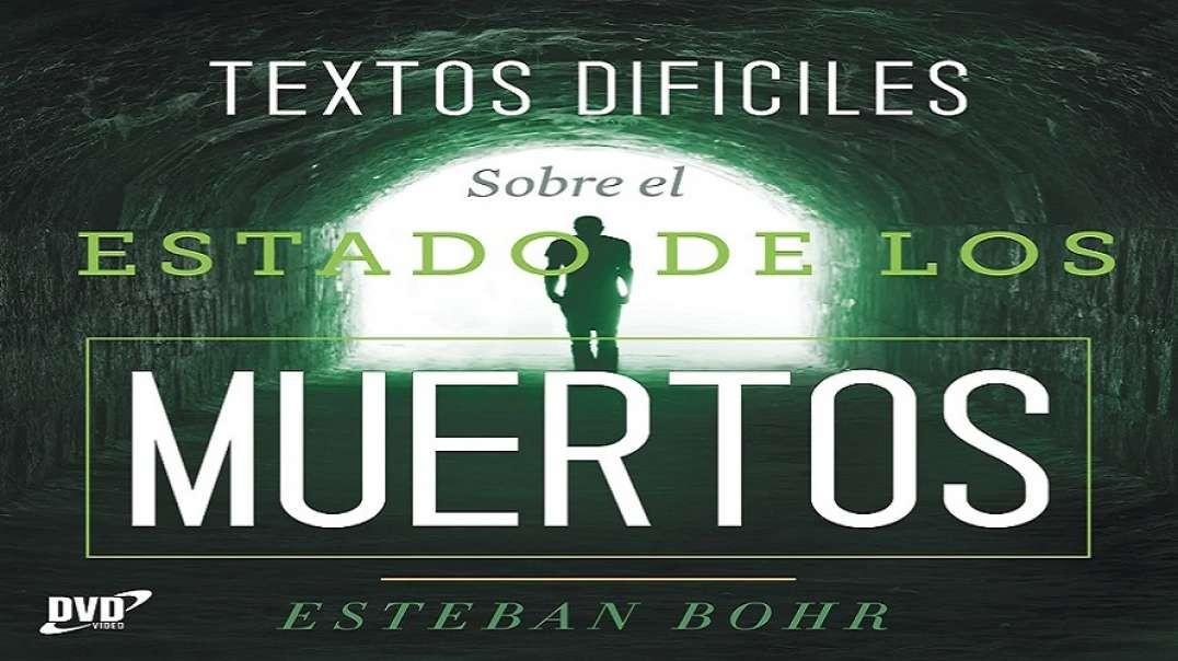 3/12 El Rico y Lazaro   Serie Textos Dificiles sobre el Estado de los Muertos - Pr Bohr