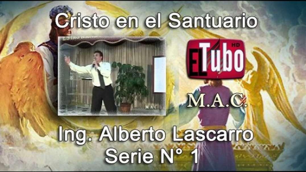 03/17 Piedras o cordero - Cristo en el Santuario - Alberto Lascarro