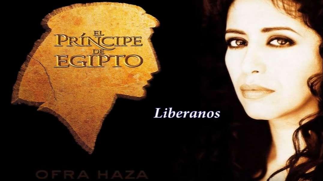 Liberanos | Ofra Haza - Pelicula El Principe de Egipto