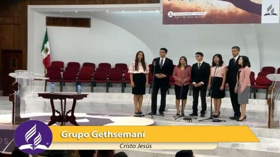 Cristo Jesus | Grupo Gethsemani
