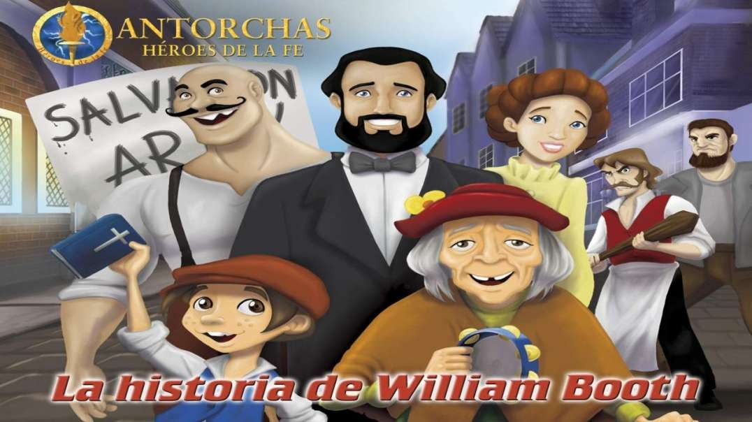 William Booth | Heroes de la Fe