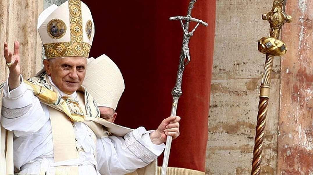 El Papa Benedicto XVI promueve la LEY DOMINICAL MUNDIAL