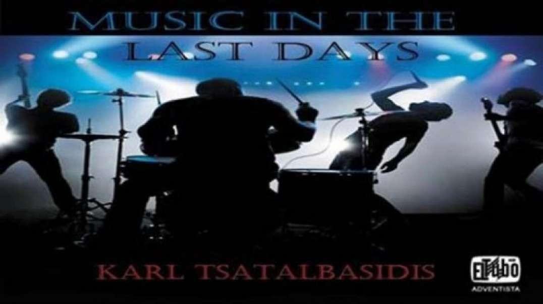 3/4 Formas, Estilos y Problemas con la Bateria - Seminario la Musica en los Ultimos dias - Karl Tsat