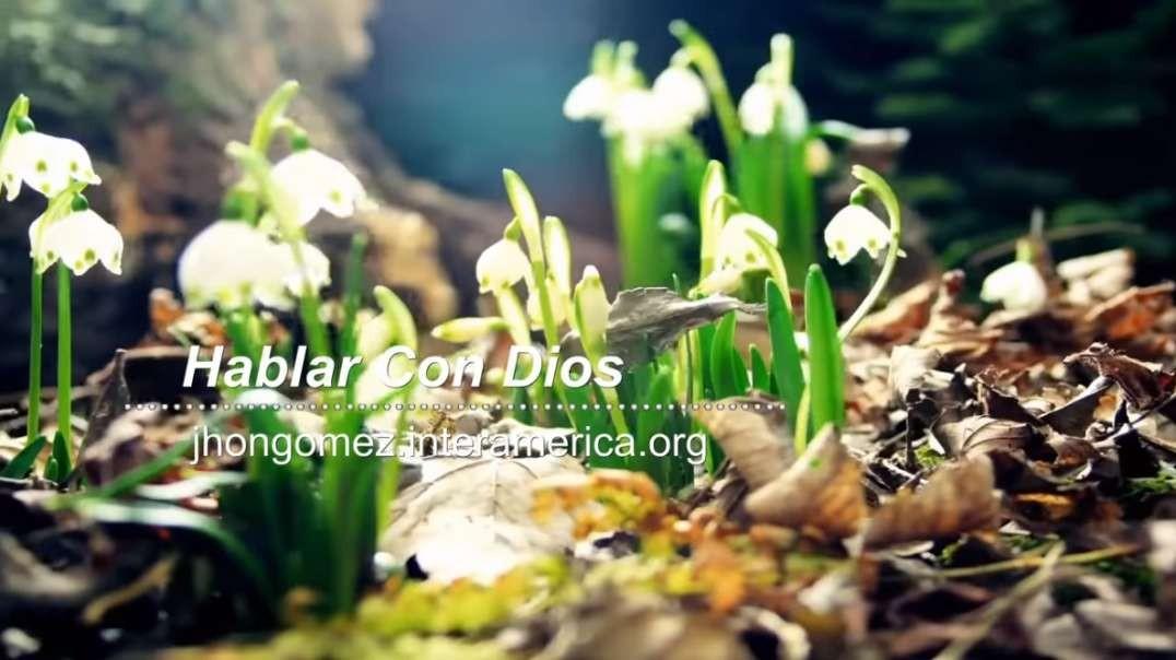 Hablar con Dios | Pista