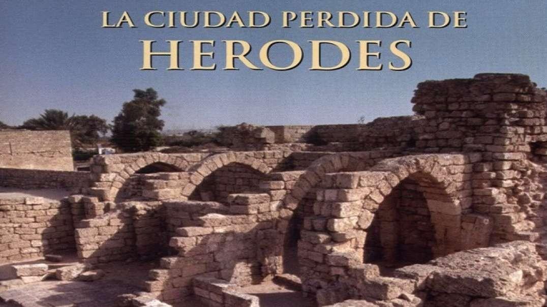La ciudad perdida de Herodes