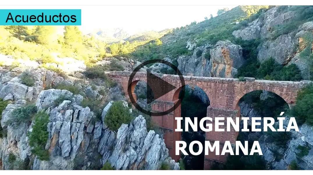 Acueductos | Ingenieria Romana